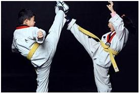 少儿跆拳道培训班
