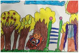 少儿美术绘画培养班